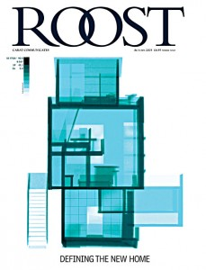 Roost Magazine cover