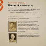 Memory of a Sailor's Life