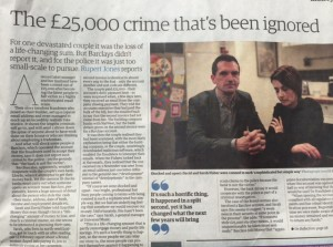 scam photo from the Guardian